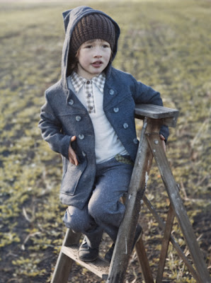 Chalk and Cheese Boys - Herbst-Winter 2012