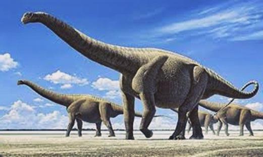 Argentinosaurus menjadi salah satu hewan purba paling besar sepanjang masa