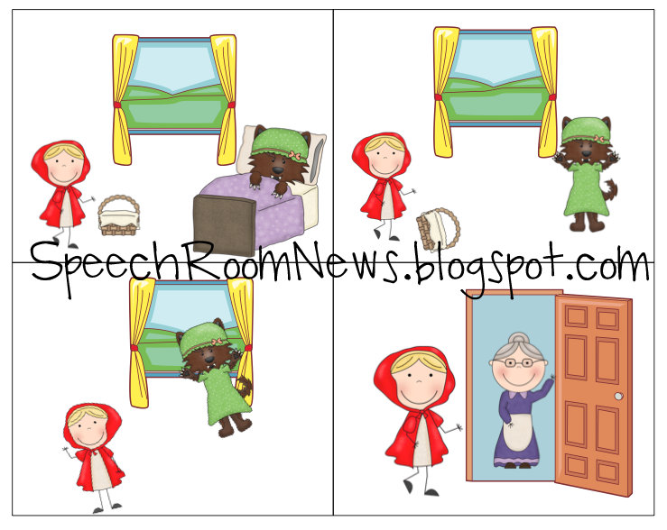 headlinesandmore little red riding hood book companion. Black Bedroom Furniture Sets. Home Design Ideas