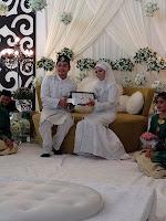 izzue+islam+kahwin+3+SSID Gambar Kahwin Izzue Islam (SSID) & Awin Nurin