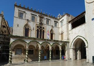 Palacio Sponza de Dubrovnik