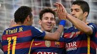 Barcelona vs Granada 4-0