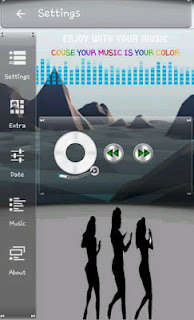 BBM MOD CHAT MIE - TRANSPARANT GLASS V2.10.0.31 APK