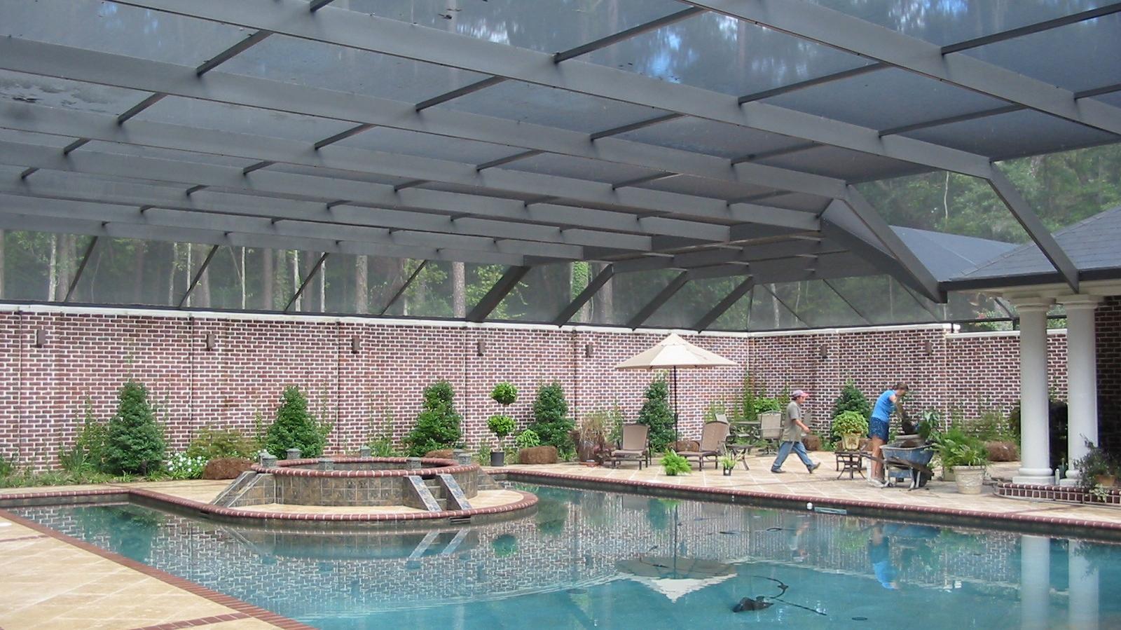 Pool enclosures usa custom pool enclosures for Pool enclosure design software