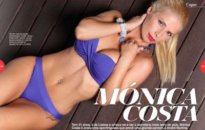 Mónica Costa Hot Magazinhe