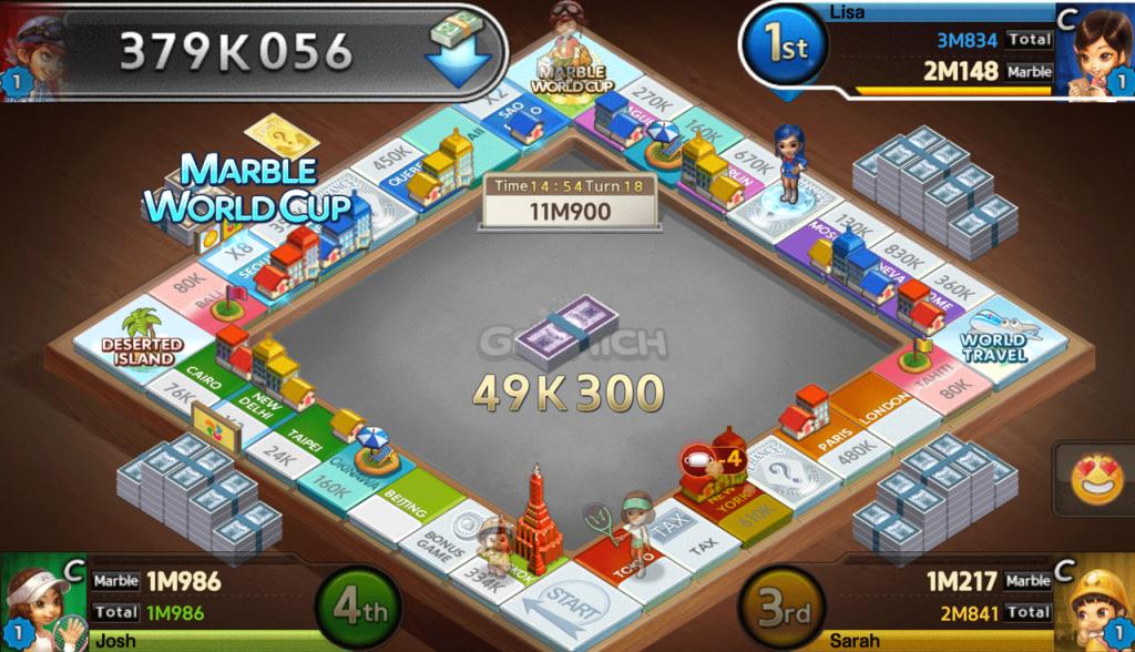 Download Game  Monopoli  Let's Get Rich Apk