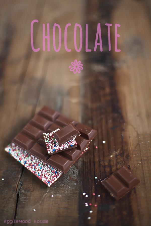 Schokolade Gmeiner Confiserie Julias Kinderschokolade
