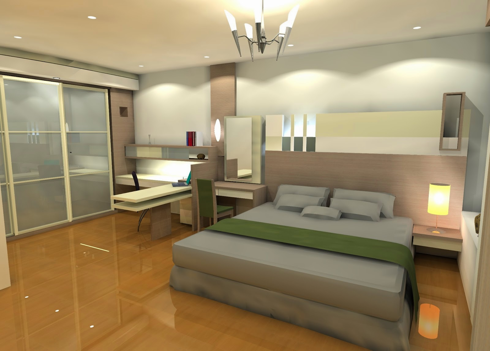 Modern bedroom interior design 2015 exclusive home for Modern home design 2015