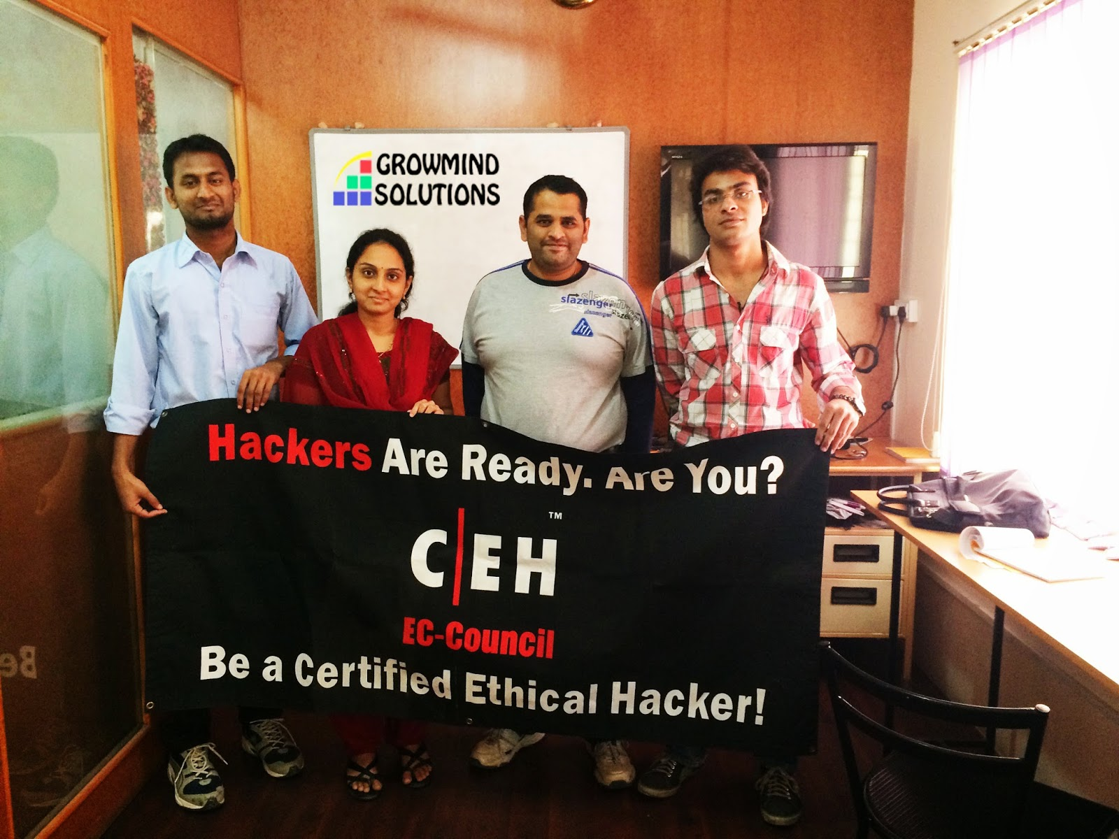 certified ethical hacking In this award-winning ceh training course, you are provided with the foundational knowledge needed to pass the ec-council certified ethical hacker (ceh) exam, and an in-depth understanding.