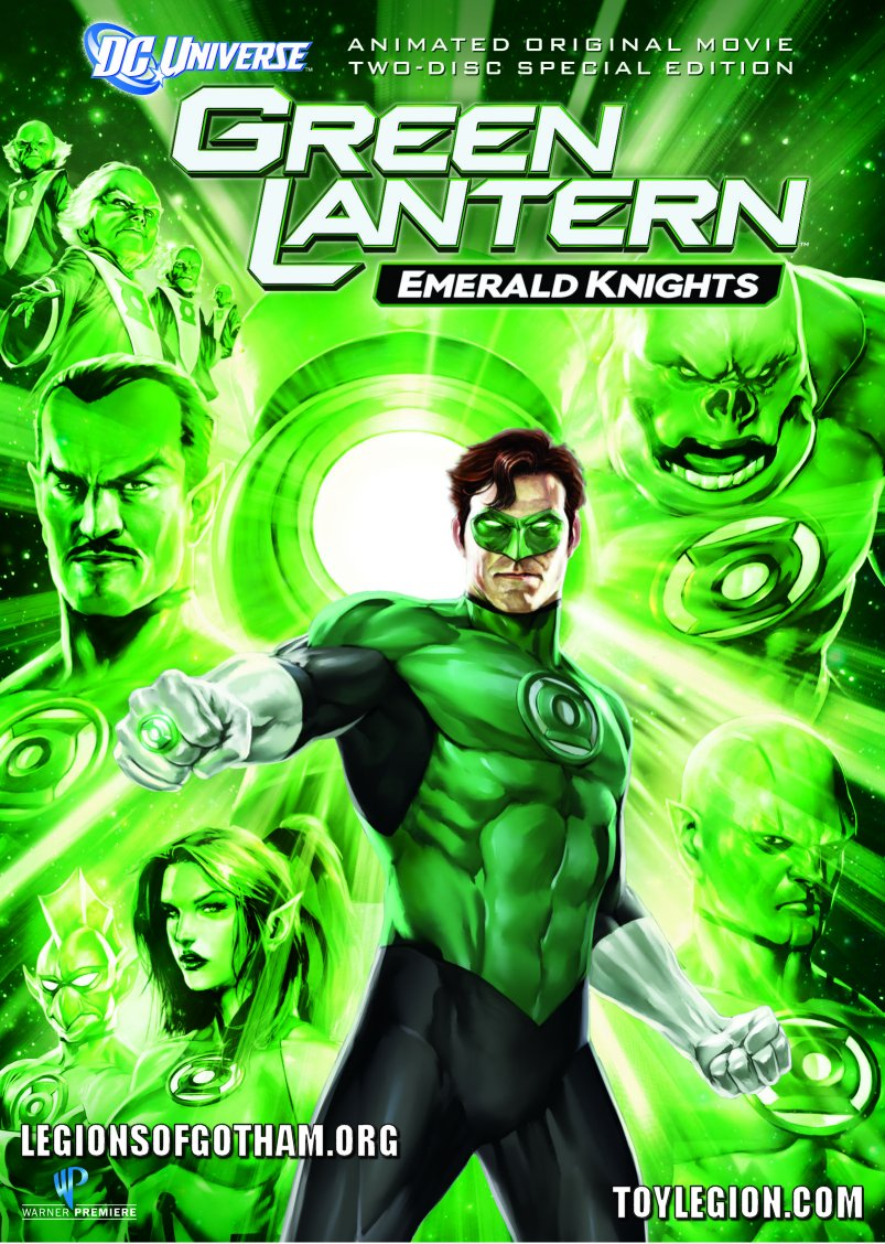 Green Lantern Emerald Knights 2011 [DVDRiP|FRENCH] (Exclu) [US]
