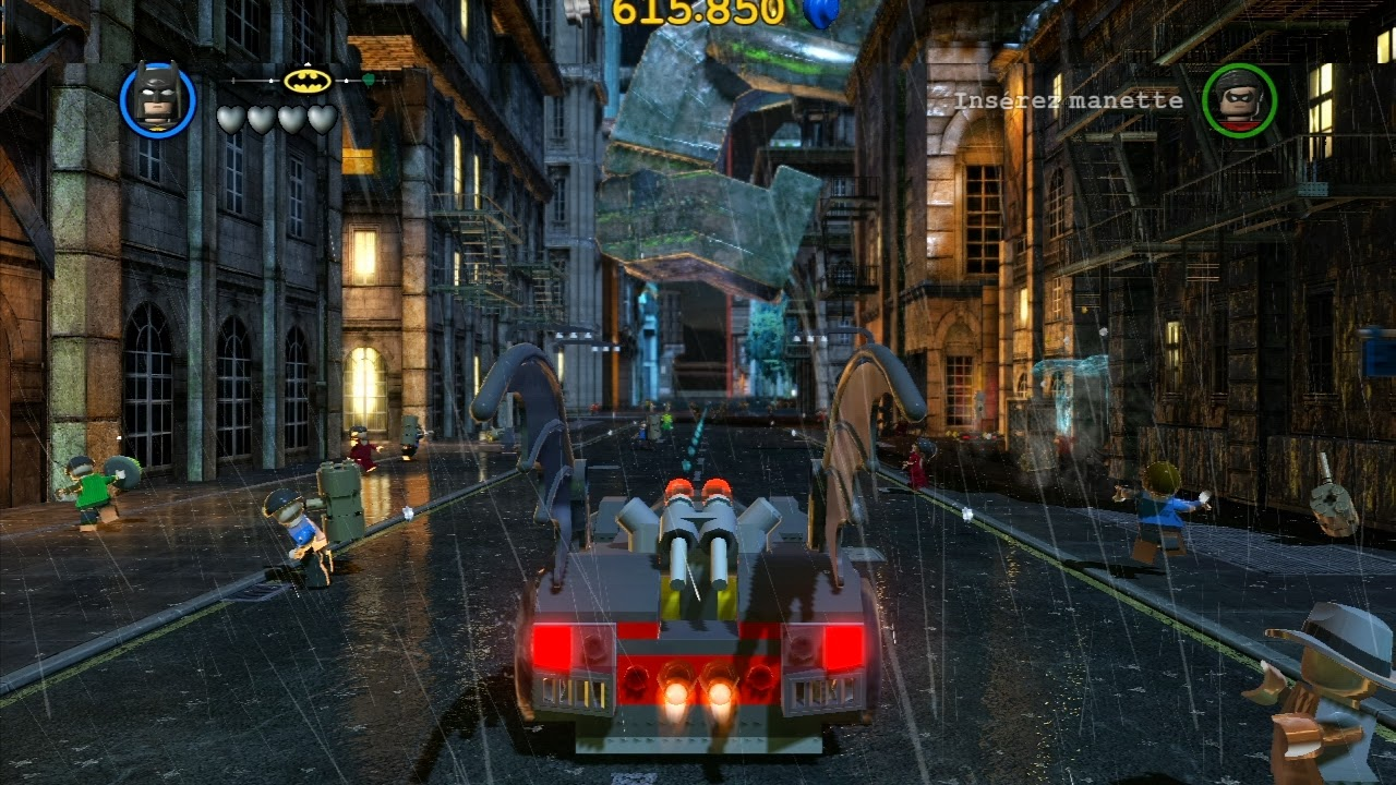 Specifications Of LEGO Batman 2 PC Game