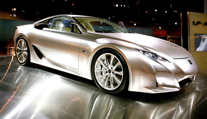 Lexus Cars 35