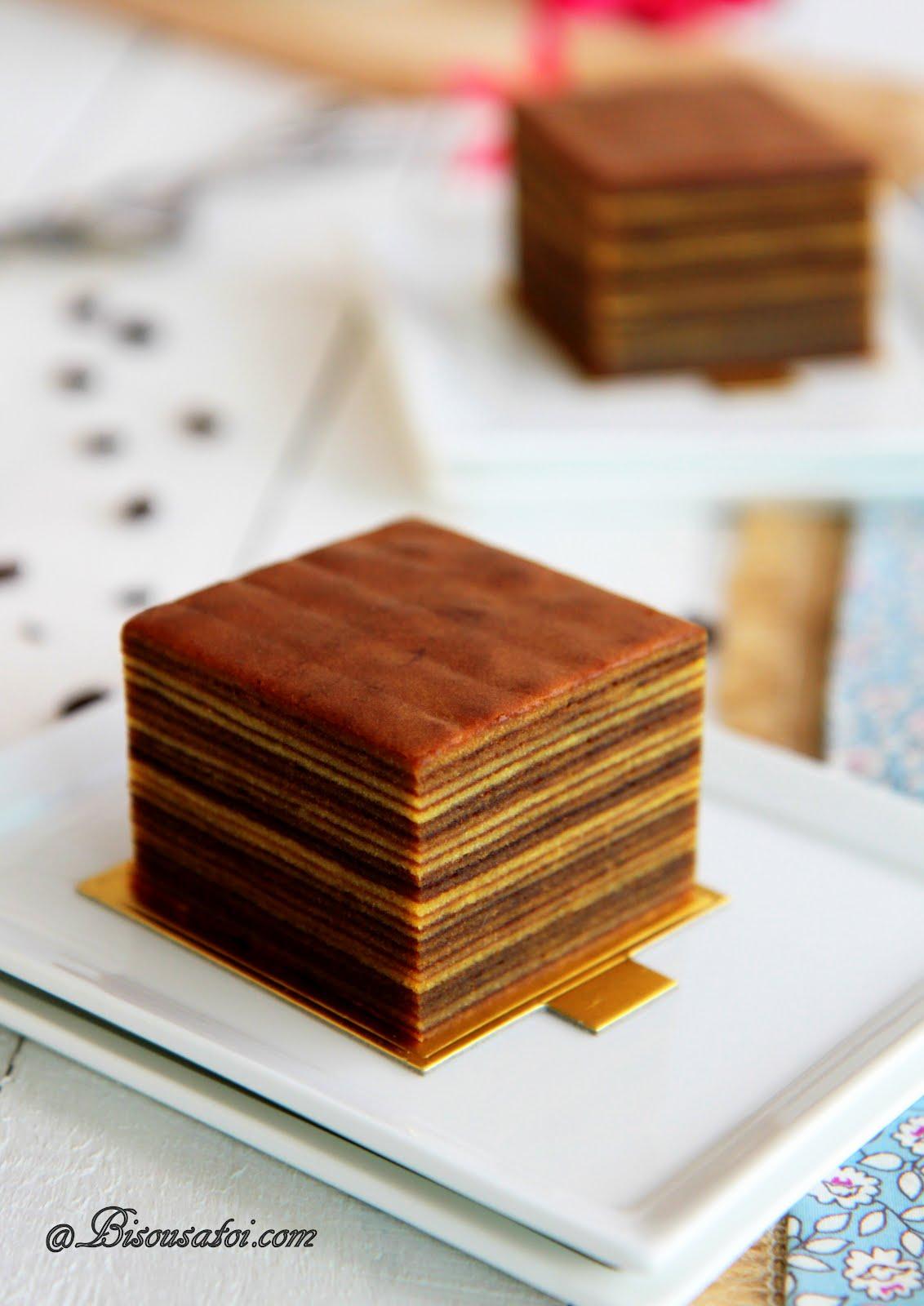 Indonesian Spice Cake