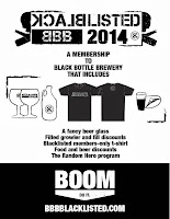 Black Bottle Blacklisted Membership