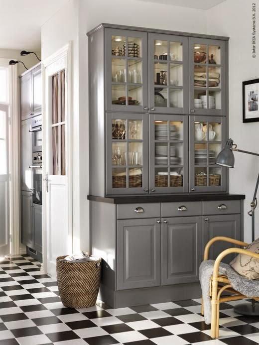 Inspira interiør: kjøkkenplanlegging