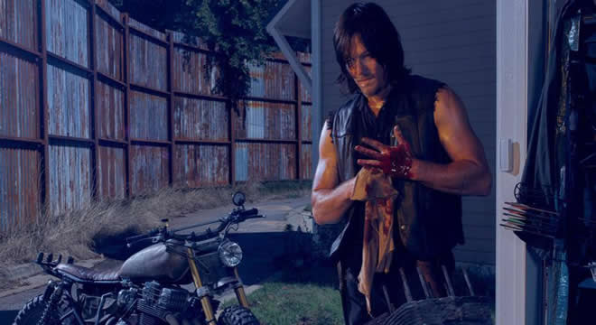 'The Walking Dead'- Daryl