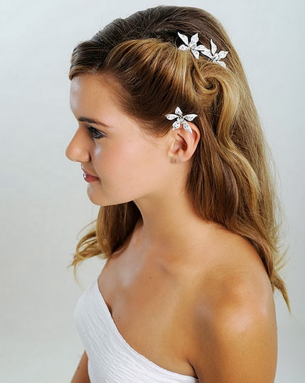 Simple But Elegant Hairstyles For Women From The Collection Of 2013