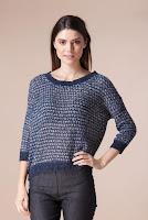 Pulover bleumarin 14829 (Ama Fashion)