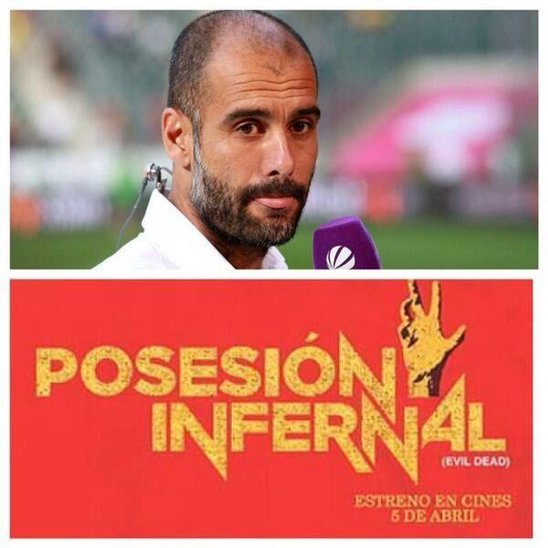 Las cosas de Guardiola.. (Bayern 0 - Real Madrid 4). La posesión Infernal