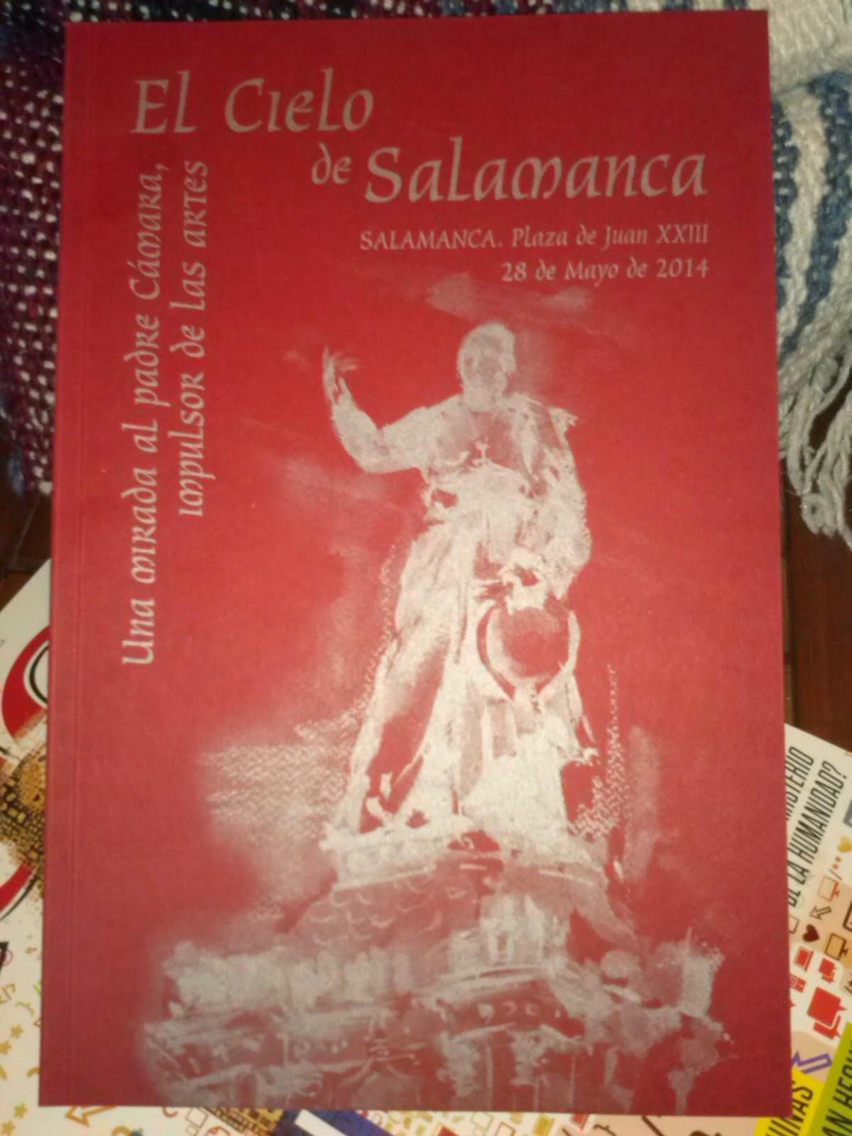 El Cielo de Salamanca 2014