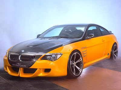 Bmw m6 AC Schnitzer car wallpaper