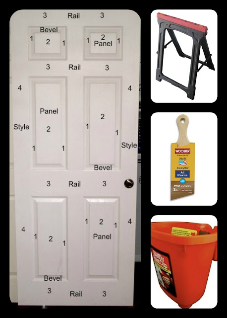 Room 6  Tips For Painting Doors