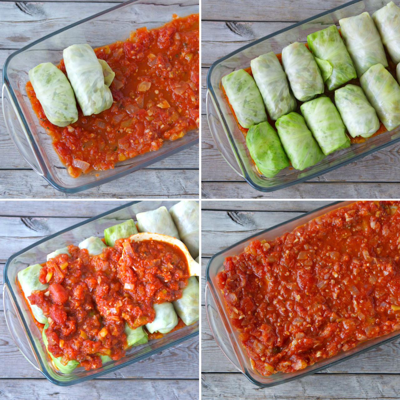 Vegan Mediterranean Cabbage Rolls – Craving Greens