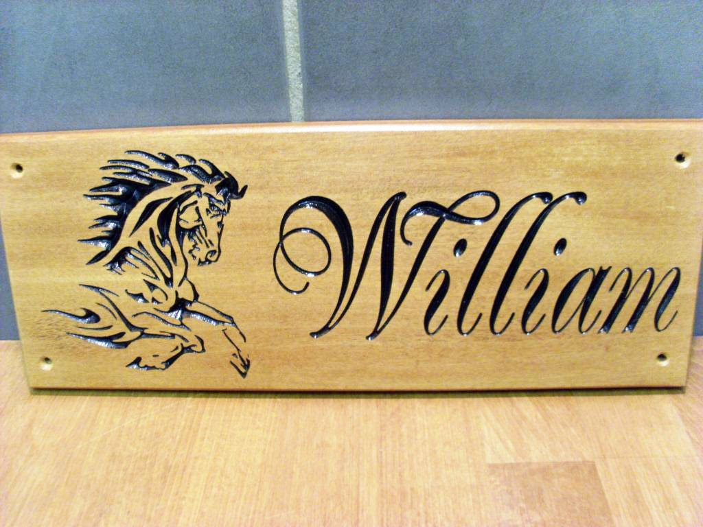 Stable Signs Signs Horse Name Plates Plaques