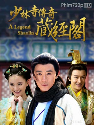 A Legend of Shaolin 2014 poster