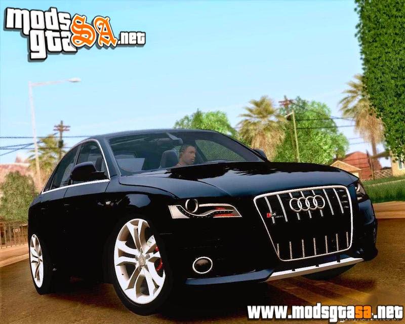 SA - Audi S4 2010