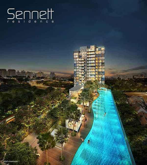 Sennett Residence at Sennett Estate enclave