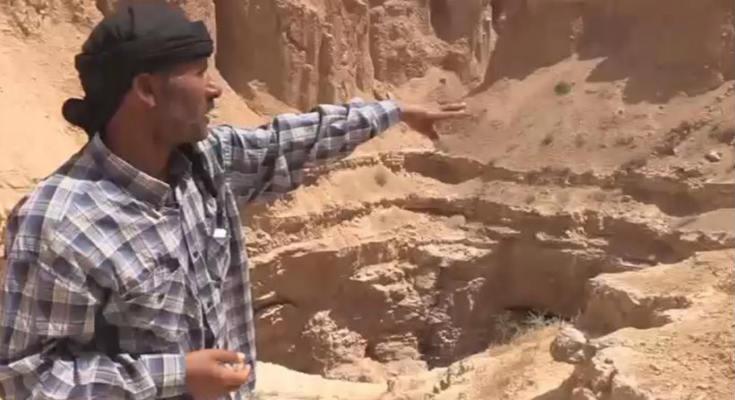 Εντοπίστηκε ομαδικός τάφος με χιλιάδες θύματα τζιχαντιστών στη Συρία [Βίντεο]