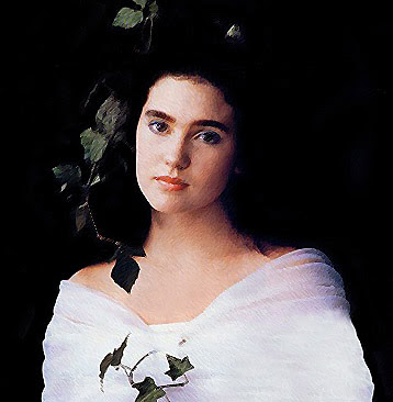 young jennifer connell...