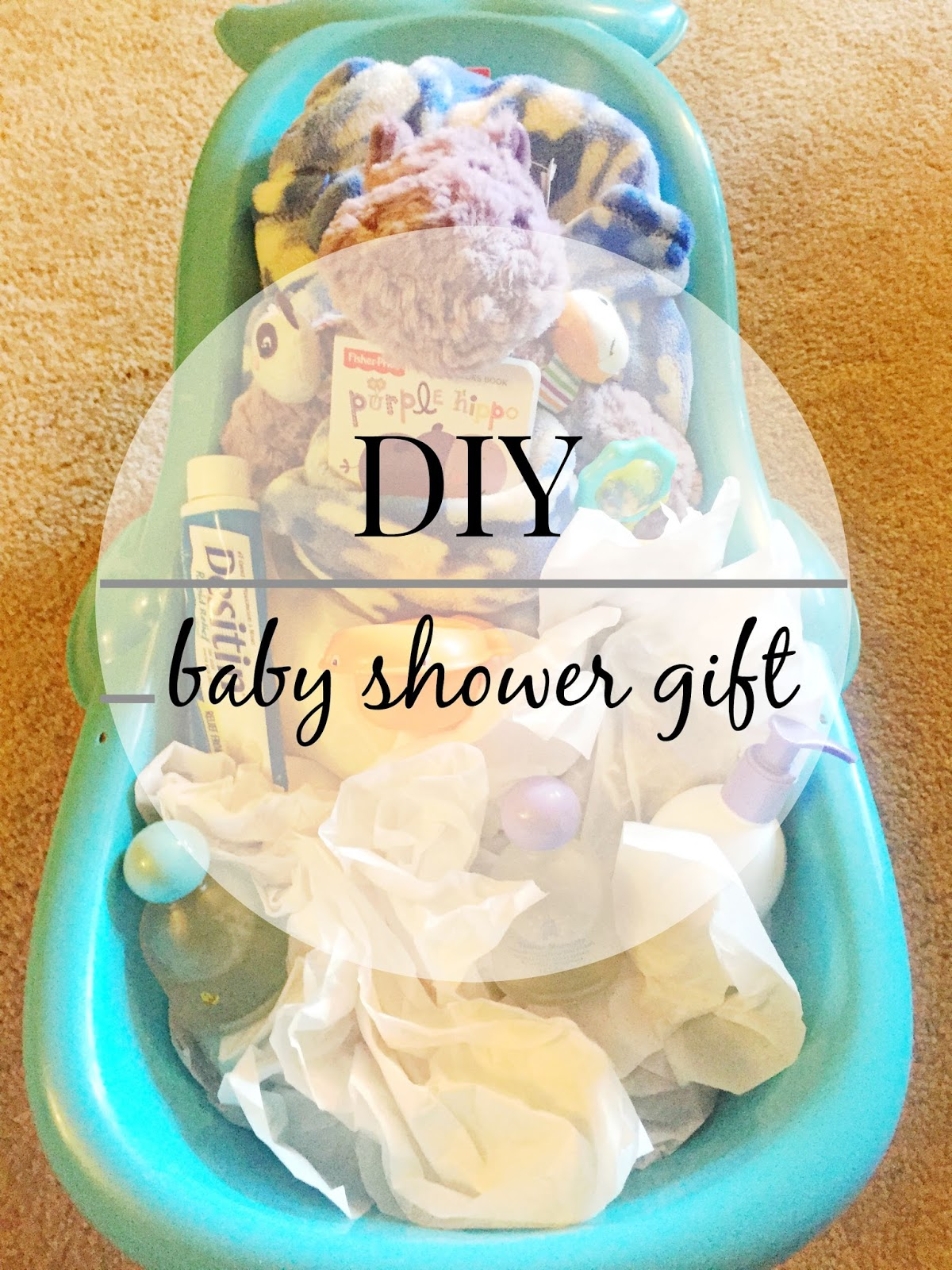 diy baby shower gift  sunny in reno, Baby shower