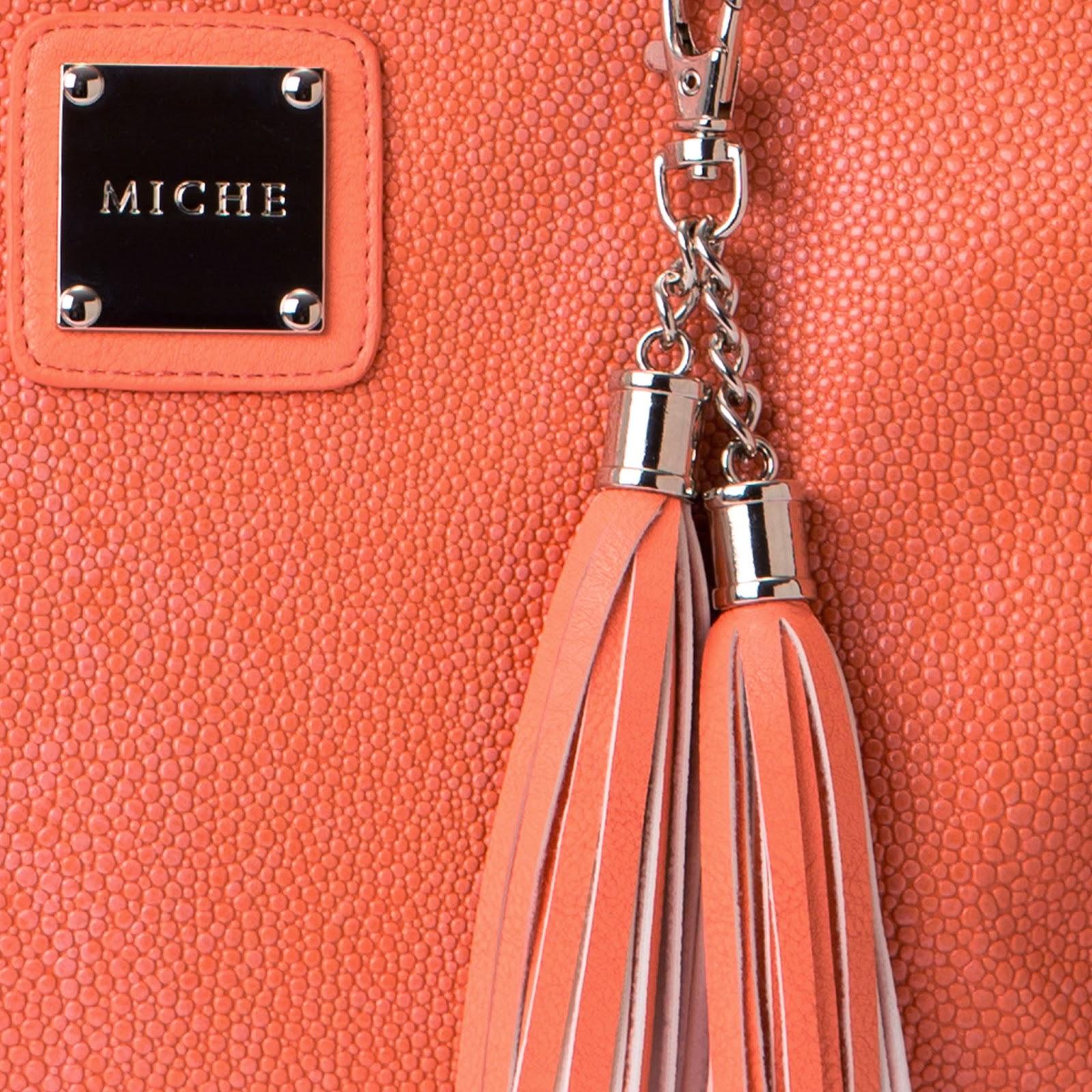 Close Up Miche Blanche Shells | Shop MyStylePurses.com