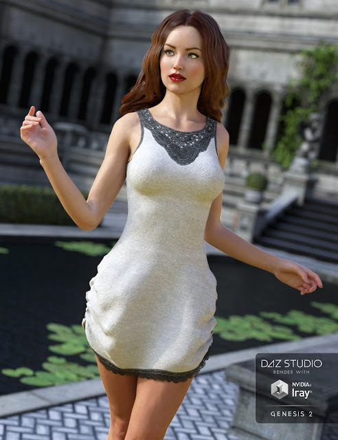 Robe plissée Textures
