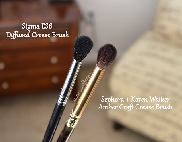 Sigma E38 Diffused Crease Brush Review