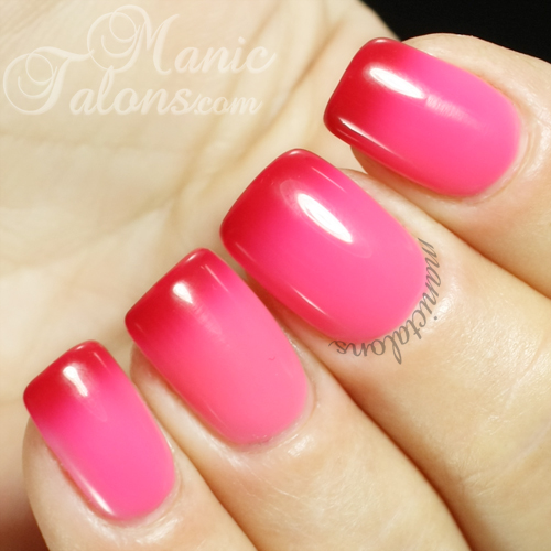 LeChat Perfect Match Gel Polish Rosemantic Transition
