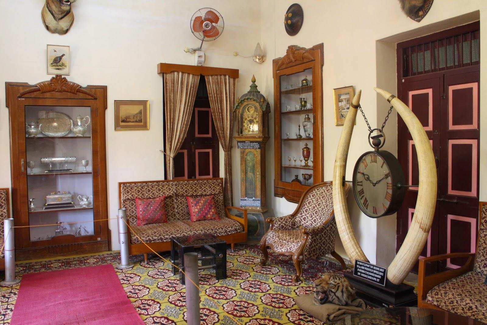 Bhuj, Gujarat, Kutch, Gujarat Tourism, Sharad Baug Palace