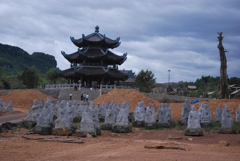 Chùa Bái Đính, Ninh Bình