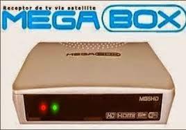 ATUALIZAÇÃO MEGABOX MG5HD SATELITE BAIXAR - V328 - 28/04/2015