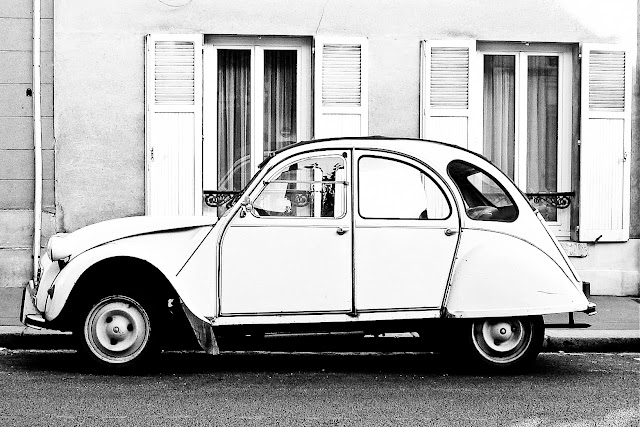 2CV, Citroën, France