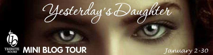Yesterday's Daughter Blog Tour