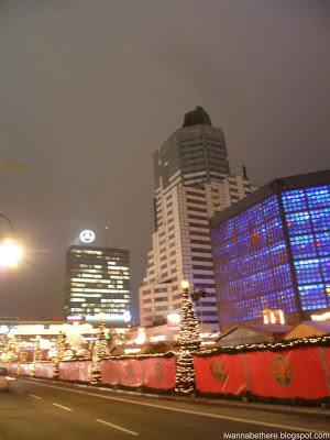 Рождество в Берлине Рождественские базары Цоо