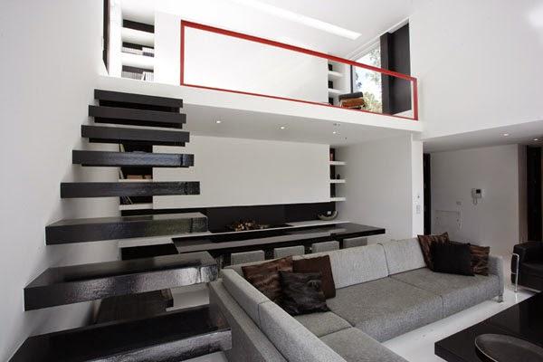 Ideas para decorar - Escaleras de caracol minimalistas ...
