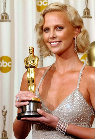 charlize theron monster. Charlize Theron, Best Actress