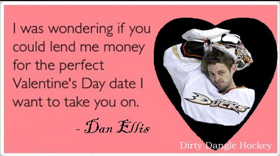 dirty dangle hockey valentine s day cards hockey edition