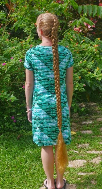 Braids Hairstyles For Super Long Hair 5 Strand Dutch Braid