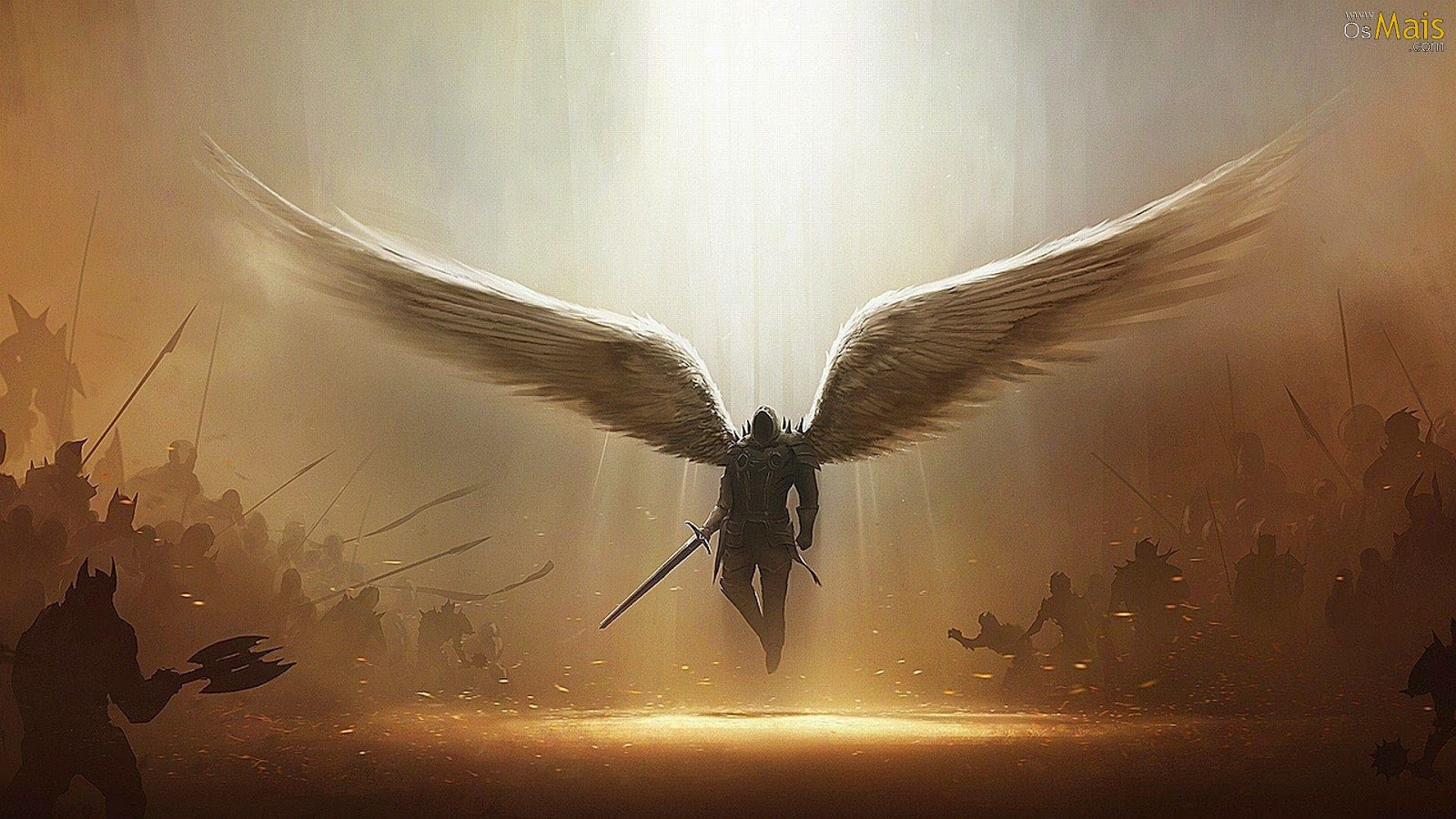 Os Anjos da Terra