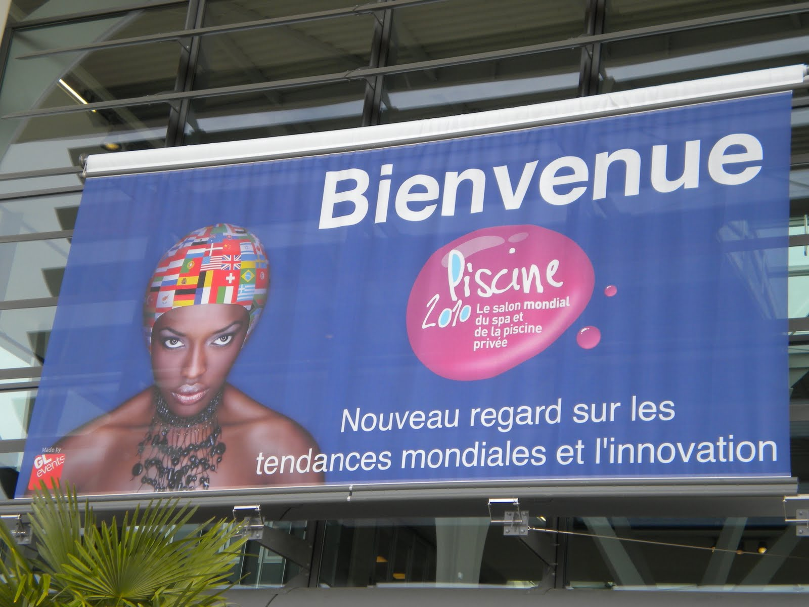 Visites salons piscine for Salon piscine lyon
